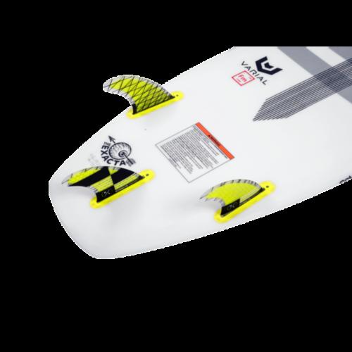 Hyperlite Carbon Surf Fin Set w/ key 2018