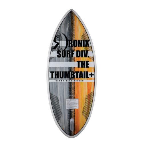 Koal w/ Technora - Thumbtail+ Ronix Wakesurf Board 2018