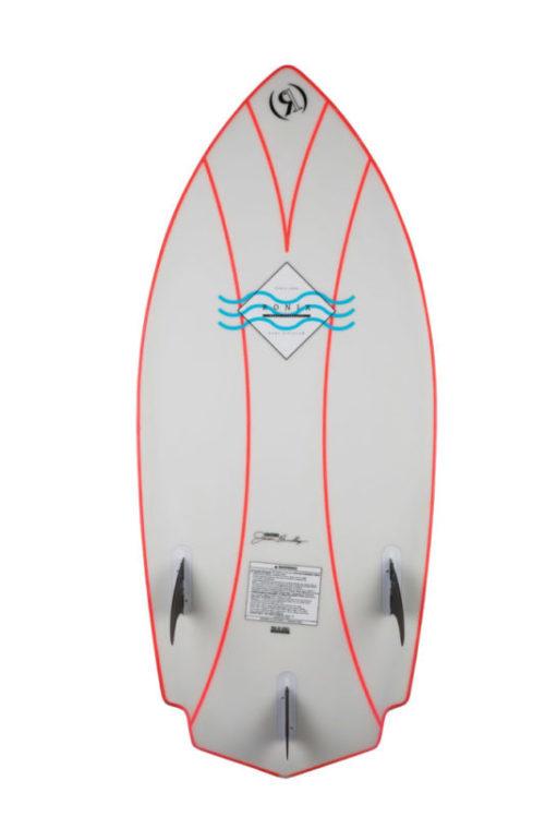 Ronix Naked Technology - Potbelly Rocket Wakesurf Board 2018