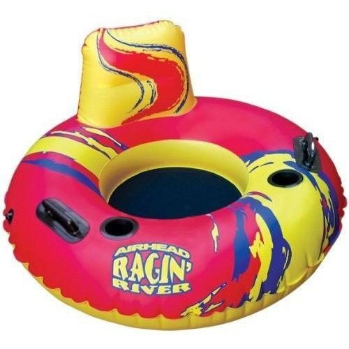 Inflatables Airhead Ragin' River Raft