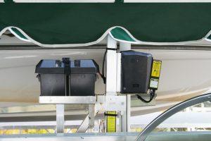 Floe 12V Winch for V2000-V4600 511-52001-01