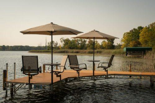 Floe Lakeside Furniture 510-00400-02