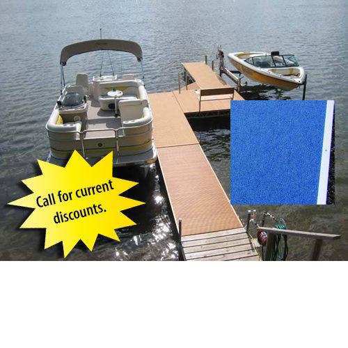 Floe Roll In Dock Blue