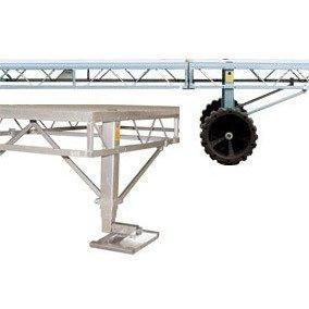 Floe Roll In Dock Wheel Kit Leg Assembly