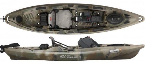 Old Town Predator XL Fishing Kayak