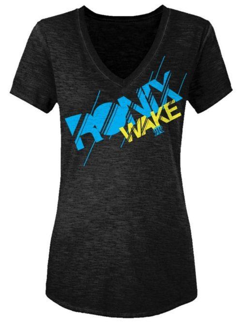 T-Shirt Ronix Wake XL