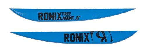 Ronix .8 Inch Free Agent Fin Blue