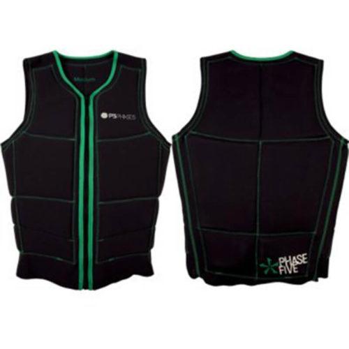 Phase 5 Comp Vest Green 2017