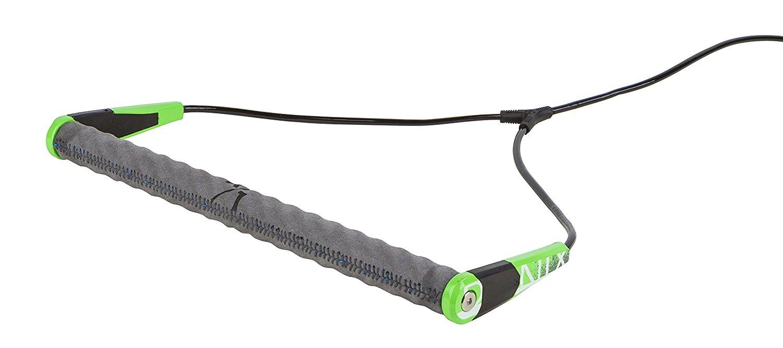 "Ronix One - Nylon Bar Lock - Handle - Molded Grip - ""T"" - Green"