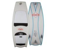 Ronix Naked Technology – Potbelly Cruiser Wakesurf Board