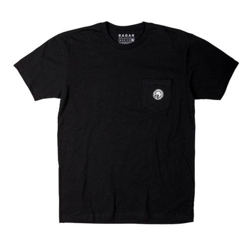 Radar - Branded Pocket T-Shirt - Black - XXL (2019)