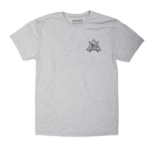 Radar - Slash T-Shirt - White - XXL (2019)