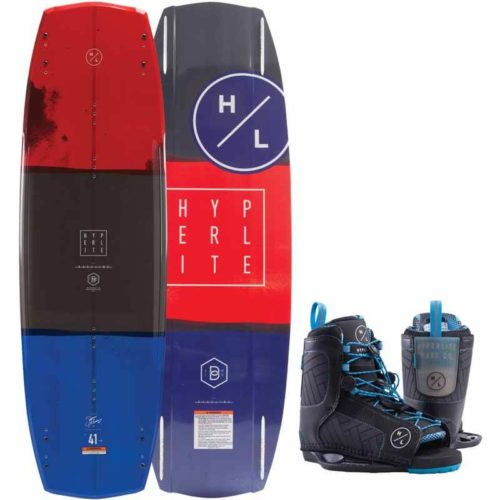 Hyperlite 141 Baseline w/Blue Remix 10-14