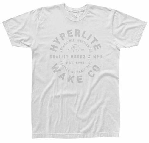 Hyperlite HL Standard T- Shirt White - XXL (2019)