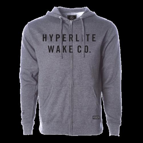 Hyperlite HL Big Block Hoodie Gunmetal- XXL (2019)