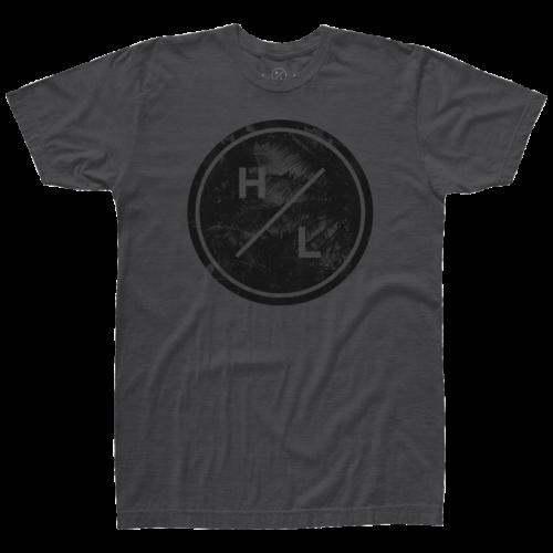 Hyperlite HL Corpo T- Shirt Char - XXL (2019)