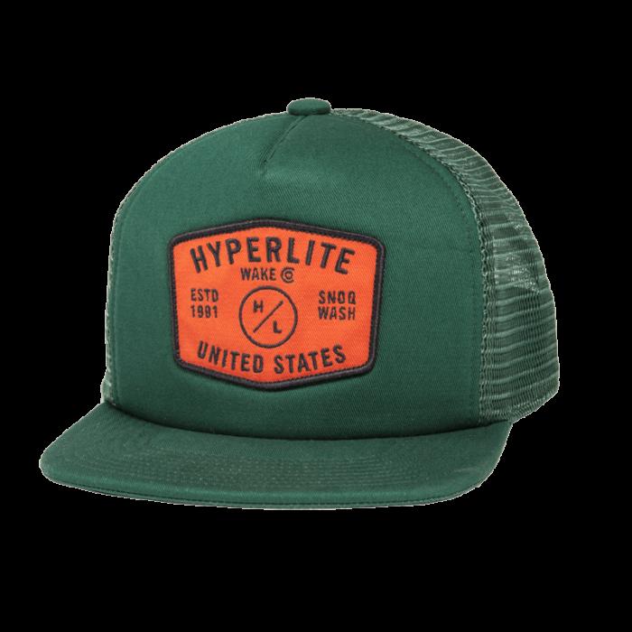 Hyperlite HL Ranger Hat Green - OSFA (2019)