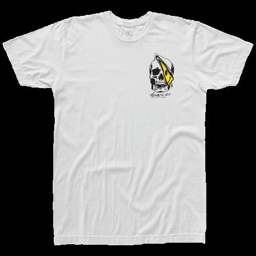 Hyperlite HL Slub T-Shirt White - XXL (2019)