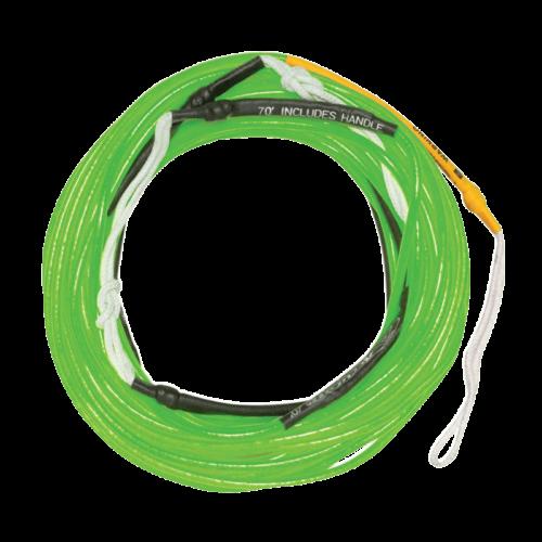 Hyperlite 70' Silicone Neon Green X-Line