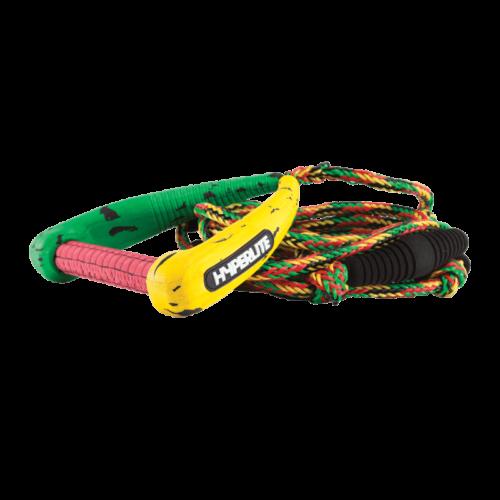 Hyperlite 25' Pro Surf Rope w/Handle Multi
