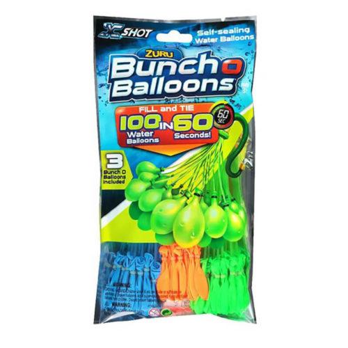 Fat Sac 100 Pack of Zuru Balloons