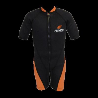 Barefoot International FlyHigh Short Sleeve Wetsuit- Extra Large