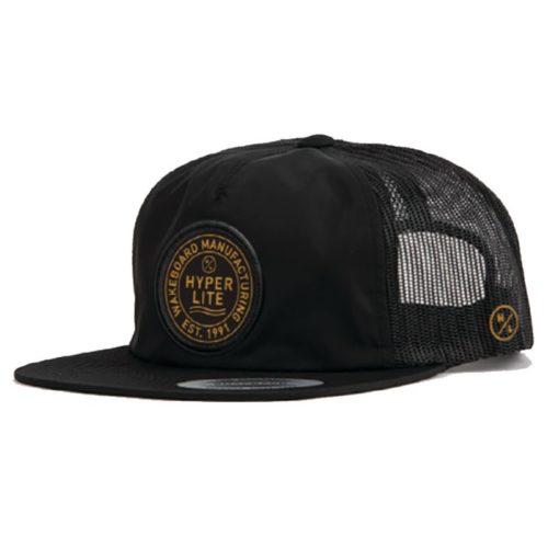 Hyperlite Classic Hat BLK - OSFA