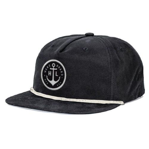 Hyperlite El Capitan Hat BLK - OSFA