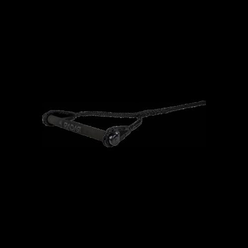"Radar Vapor - BarLock - Custom - 13"" Handle - Black / Silver"