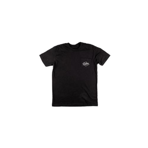 Radar Branded Pocket T-Shirt - Black (2020)